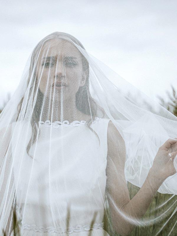 Diane Wedding Veil