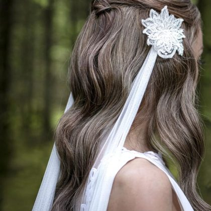 Ivy Wedding Veil