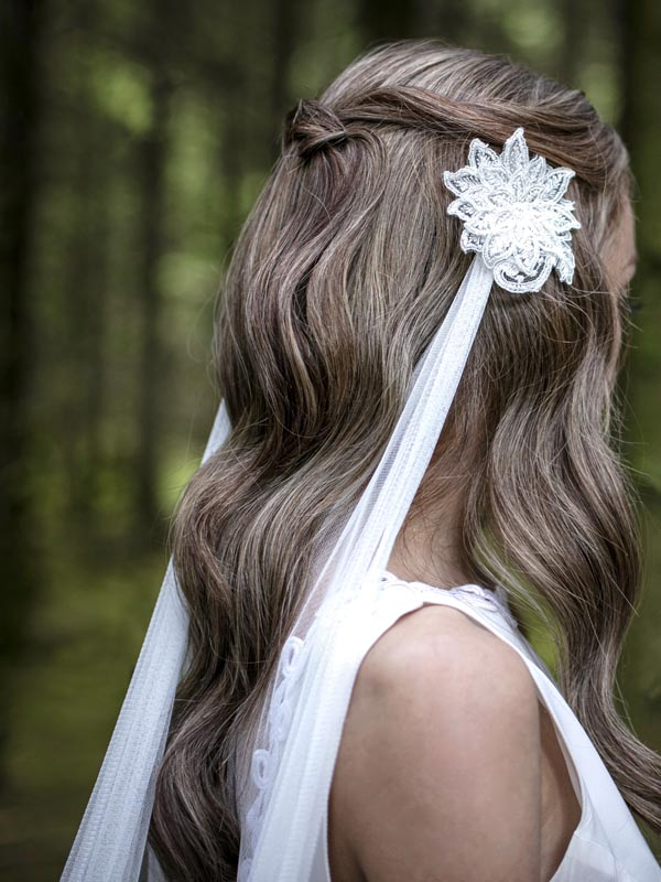 Ivy Wedding Veil